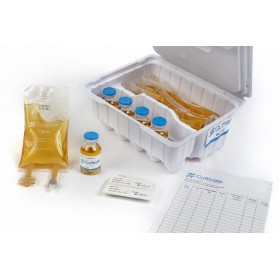 Cultivate™ PASS Personal Aseptic Sampling System™ TSB 100mL bags, 20mL Vials, 5/bx