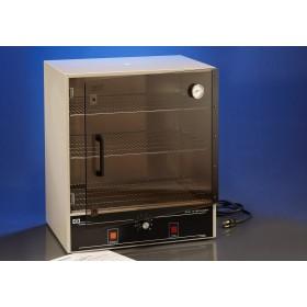 "Large incubator 19""W x 13""D x 21""H, 3 shelves, dial thermometer, 1 Incubator / CS"