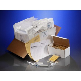 Contamination tester for use with: Pinnacle compounder, 10 Testers, 10 100mL Bags of Media / CS